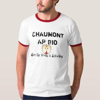 Chaumont AP Biology Shirt