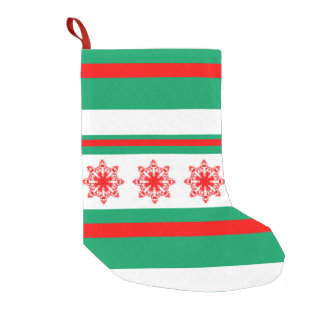 chaussette small christmas stocking