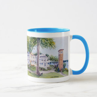 Chautauqua cottages mug