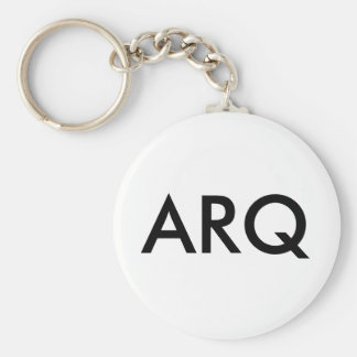 Chaveiro ARQ Basic Round Button Key Ring