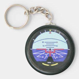Chaveiro Artificial Horizon - Sea Style 2010 Basic Round Button Key Ring