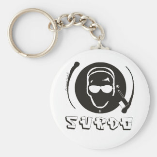 Chaveiro - Deaf MH Basic Round Button Key Ring