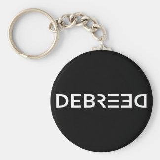 Chaveiro - Debreed Basic Round Button Key Ring