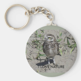 Chaveiro I love nature Key Ring