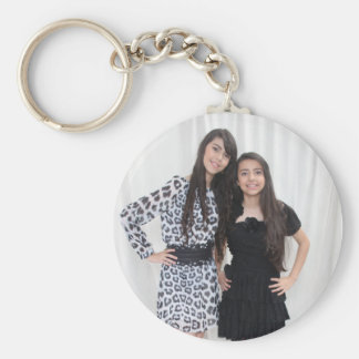 Chaveiro Lorraine and Rafaela 02 Key Ring