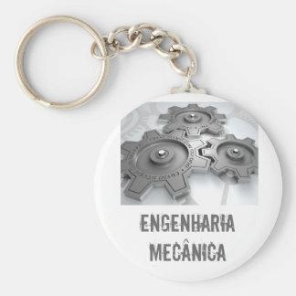 CHAVEIRO MECHANICAL ENGINEERING KEY RING
