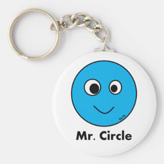 Chaveiro Mr. Circle By Par3a Key Ring