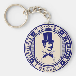 Chaveiro Mumford and Sounds Basic Round Button Key Ring