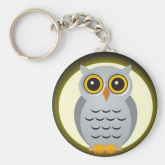Chaveiro Owl Key Ring
