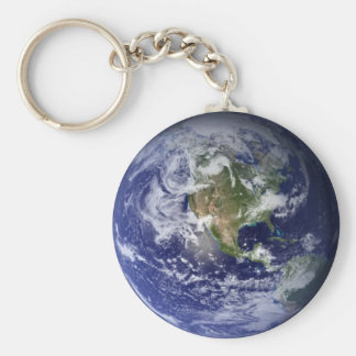 Chaveiro Planet Land Basic Round Button Key Ring