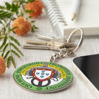 Chaveiro Prospectores Metal Key Ring