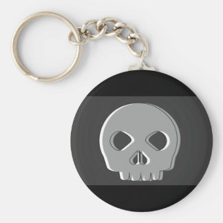 Chaveiro Skull Key Ring