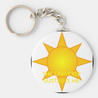 Chaveiro The Universe Key Ring