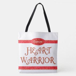 CHD - Heart Warrior Tote Bag
