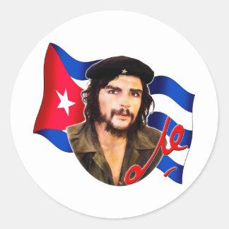 Che Classic Round Sticker