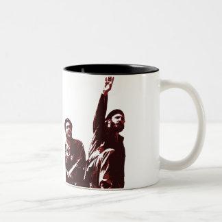 che-fidel Two-Tone mug