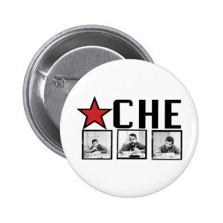 Che Guevara Pictures! 6 Cm Round Badge