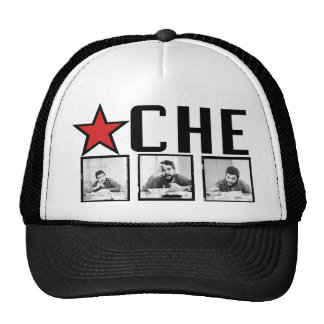 Che Guevara Pictures! Mesh Hats