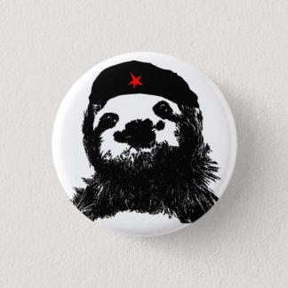 Che Guevara Sloth 3 Cm Round Badge