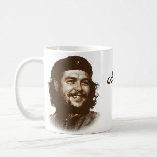 "Che Guevara Smile ""Cheers"" Basic White Mug"