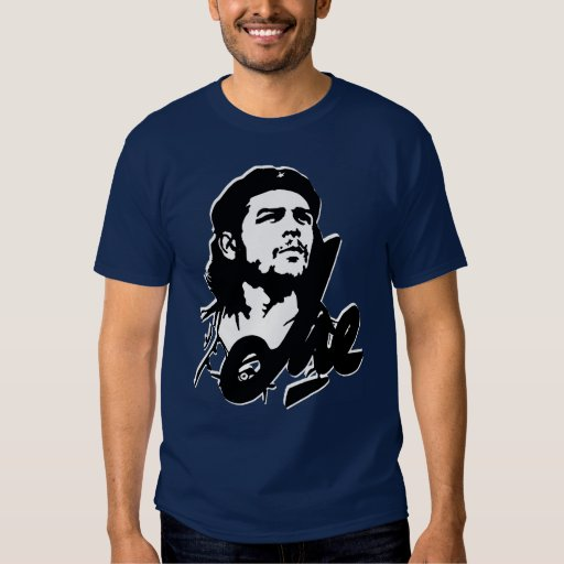 Che guevara t shirt zazzle for Che guevara t shirts