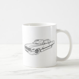 Che Impala 1963 Coffee Mug