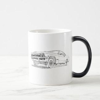 Che Impala 1965 low Magic Mug