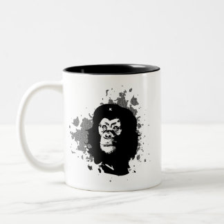 Che Monkeyvara Two-Tone Coffee Mug