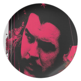 che party plate