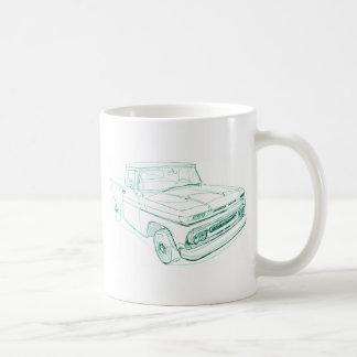 Che Pickup 1961 Coffee Mug