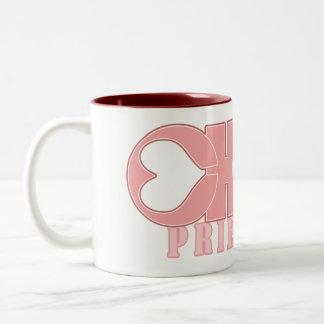 Che Prieto Logo Mug