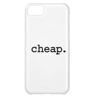cheap. iPhone 5C cases