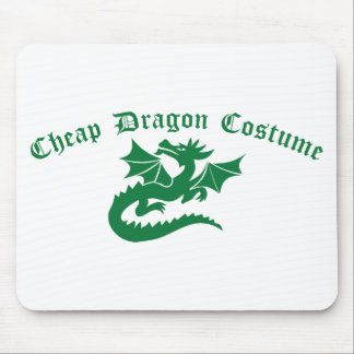 Cheap Dragon Costume Mouse Pad