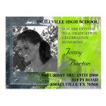 Cheap Graduation Invitations Custom Post Card