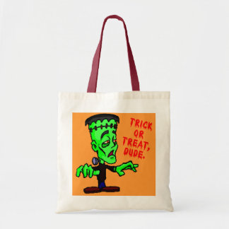 Cheap, Sturdy, Roomy Halloween Candy Bag