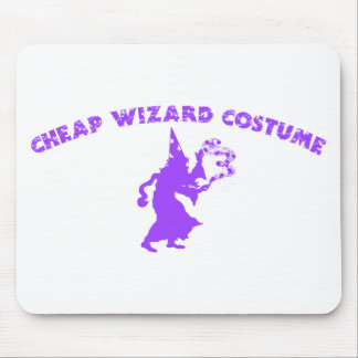 Cheap Wizard Costume (Version B) Mouse Pad