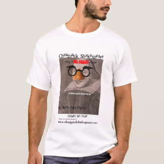 Cheapjack Shakespeare Chapter One T-Shirt