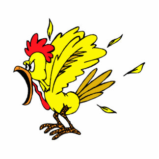 Cheapo Chicken Photo Cut Outs