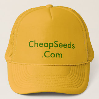 CheapSeeds.Com Trucker Hat