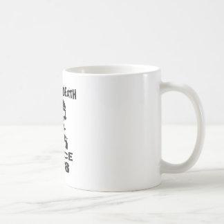 Cheating Death Since 1978 Birthday Designs Coffee Mug