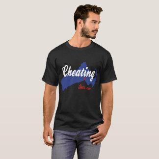 Cheating Since 1620 Tshirt