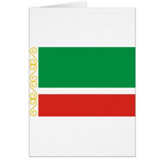 Chechen Republic Greeting Card