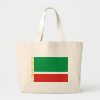 Chechen Republic Jumbo Tote Bag