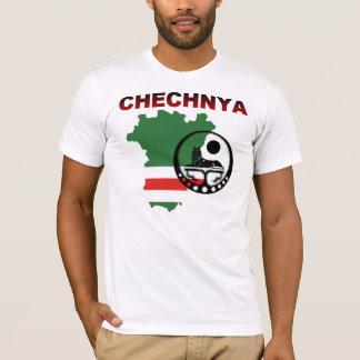 Chechnya + Map + Gerb T-Shirt