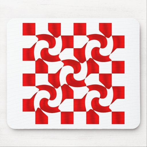 check-mate mouse pad