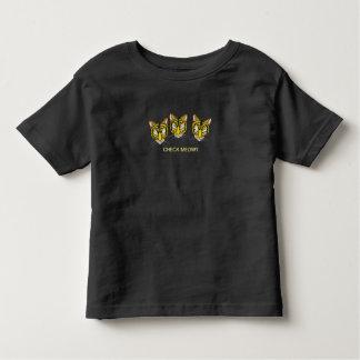 CHECK MEOWT GOLDEN CATS TODDLER T-Shirt