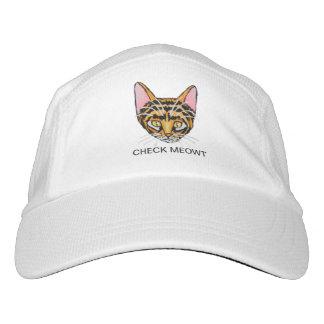 CHECK MEOWT HAT