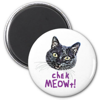 Check MEOWt Magnet