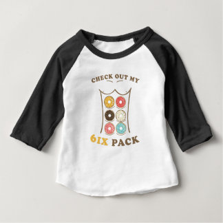 Check Out My Six Pack Donut Shirt