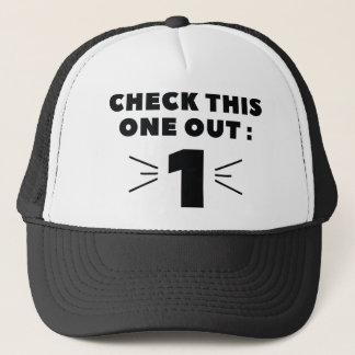 Check This One Out Trucker Hat